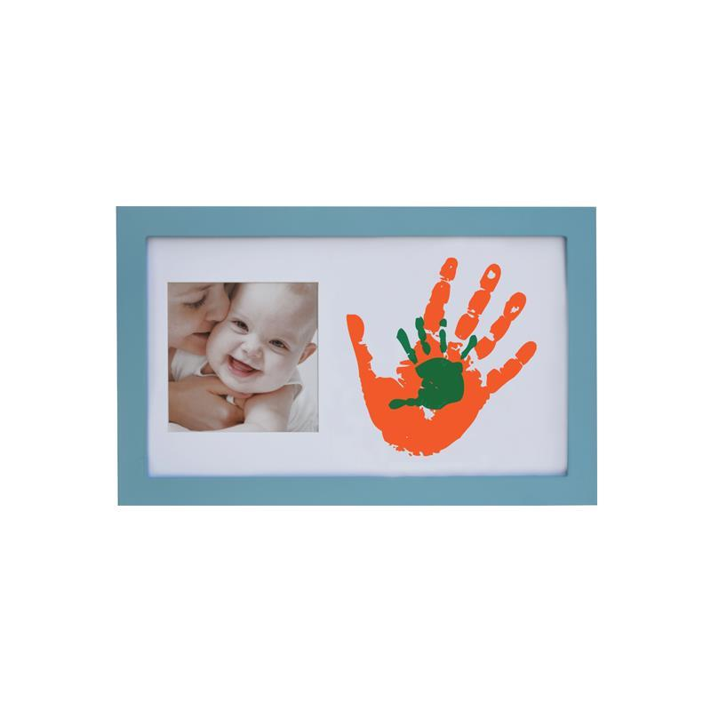 Baby Memory Prints Paint Wall Family Frame Mavi 64751 - Baby Memory Prints Paint Wall Family Frame Mavi