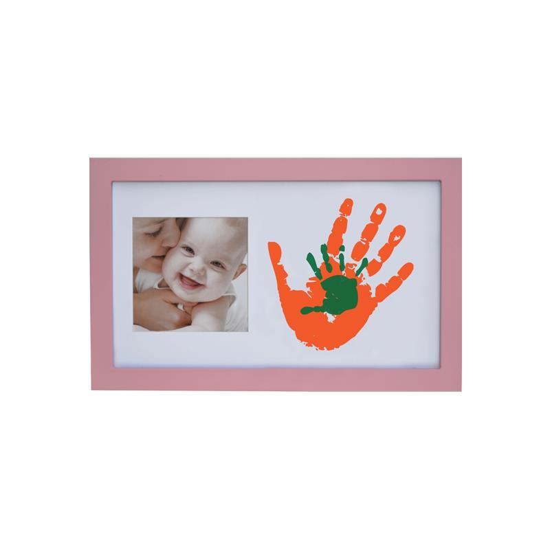 Baby Memory Prints Paint Wall Family Frame Pembe 64749 - Baby Memory Prints Paint Wall Family Frame Pembe