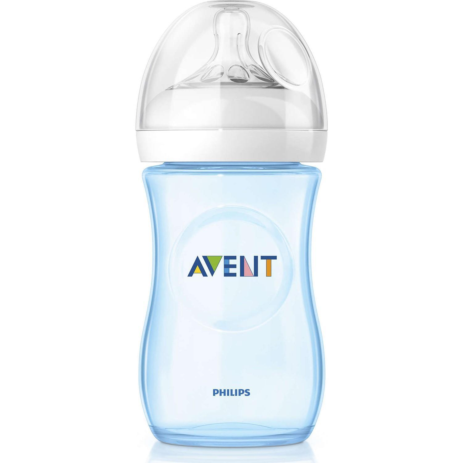 Philips Avent Natural Pp Biberon 260 Ml Mavi 53190 - Philips Avent Natural Pp Biberon 260 Ml Mavi