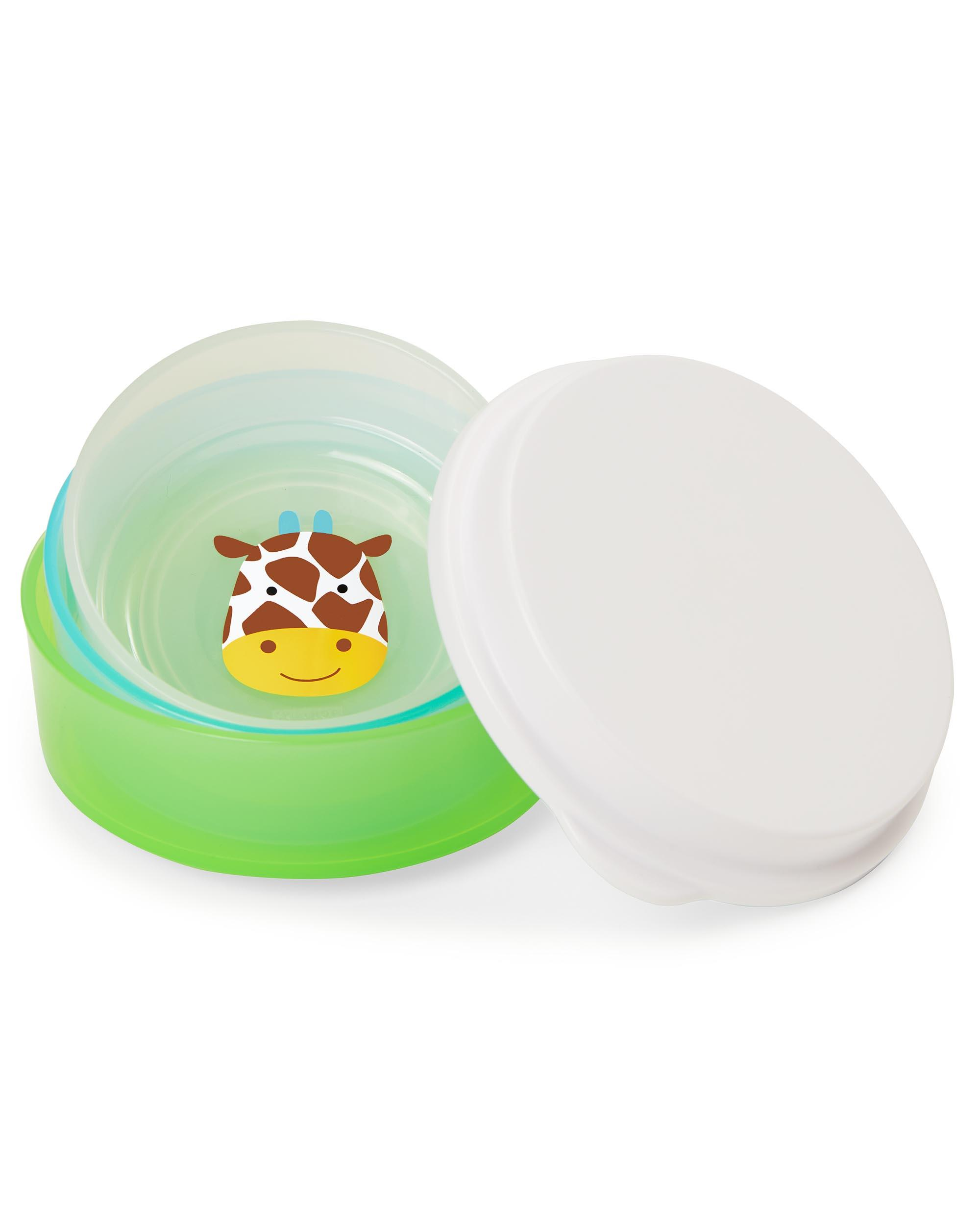 Skip Hop Zoo Smart Serve Kaymaz Kaseler Giraffe 54624 - Skip Hop Zoo Smart Serve Kaymaz Kaseler Giraffe