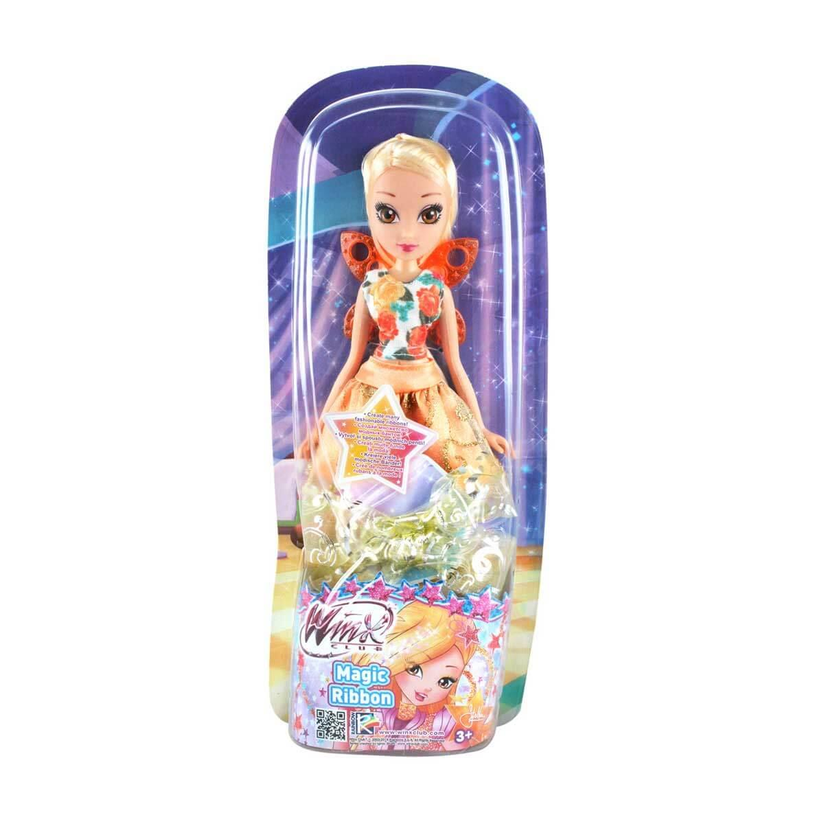 Winx Club Magic Ribbon Stella 77170 - Winx Club Magic Ribbon Stella